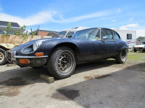 Jaguar E-Type XKE, 1972, 5.3 v12, mk3, 2+2, automatic - MBB Collection