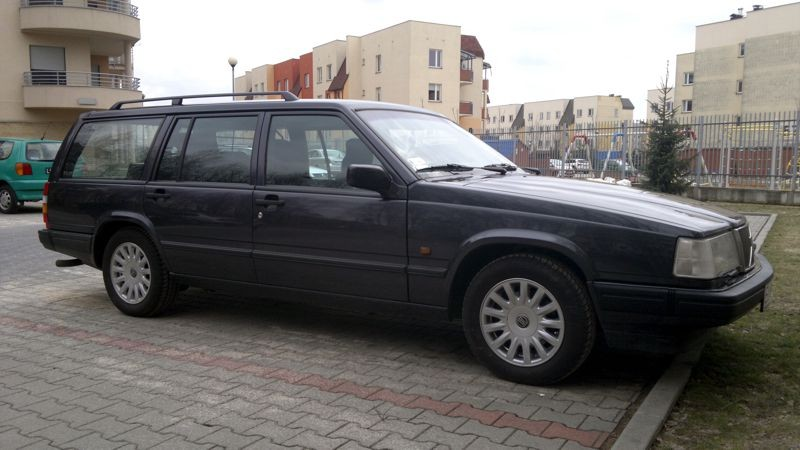Volvo 940 1997 2.3lpt - MBB Collection