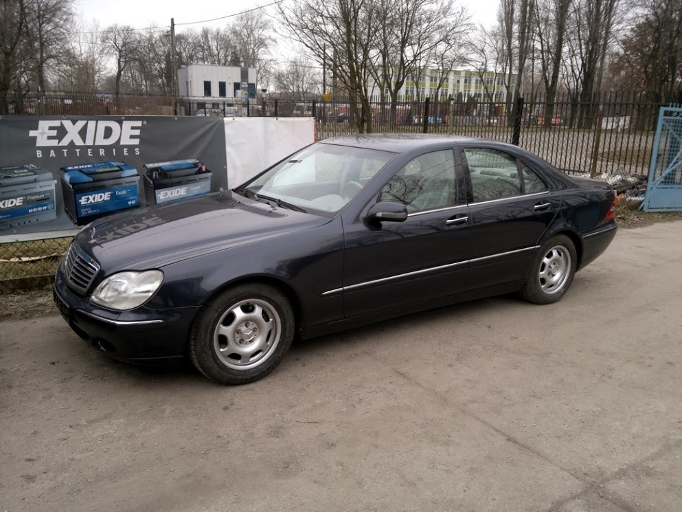 Mercedes 320 CDI 2000 - MBB Collection