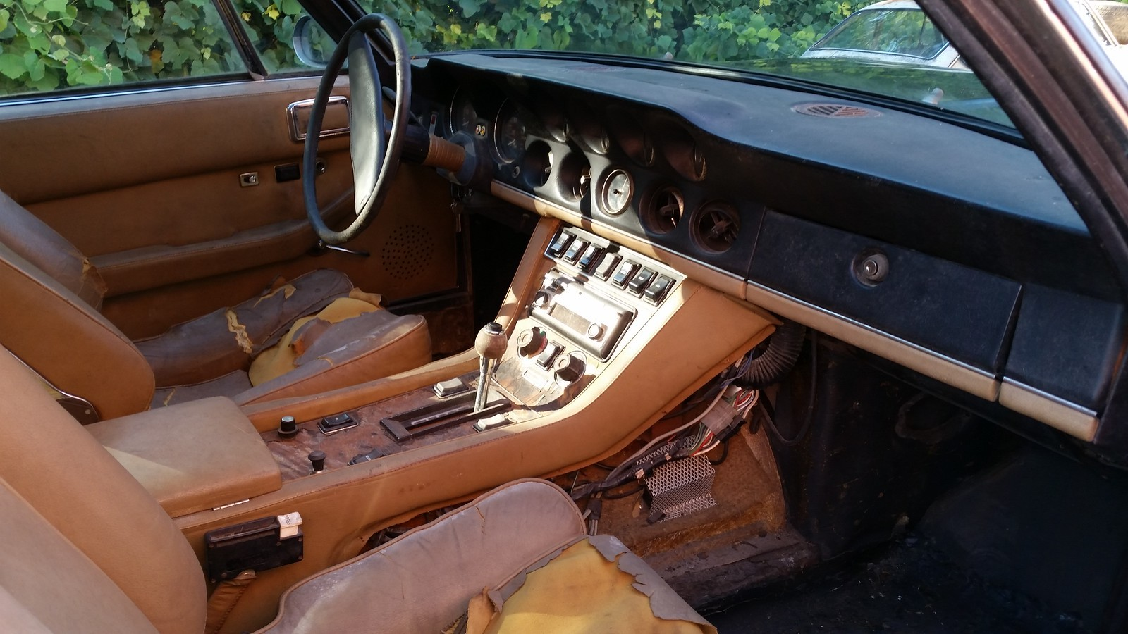 JENSEN INTERCEPTOR mk3, 1972 mopar 7.2 Left Hand Drive - MBB Collection