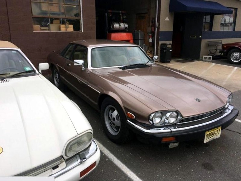 Jaguar XJS 1985 - MBB Collection