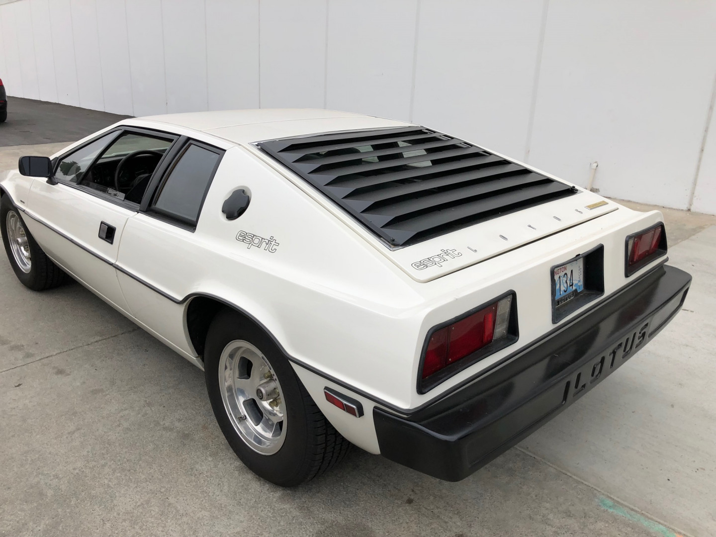 Lotus Esprit 1977 S1 2.0 160HP  läuft und fährt wie James Bonds Auto - MBB Collection