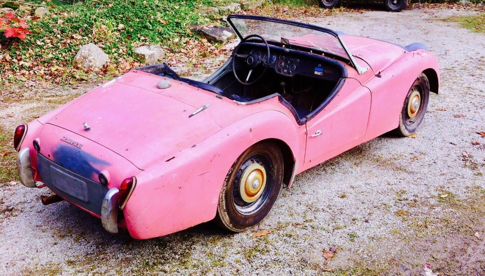 Triumph Tr3 1960 - MBB Collection