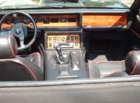 TVR 280i Convertible, 1985, v6 2.8 engine 160HP - MBB Collection