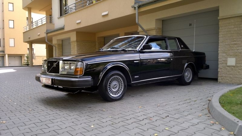 Volvo 262c Bertone 1980 - MBB Collection