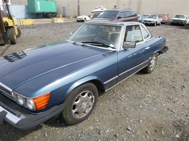 Mercedes 380SL 1981 - MBB Collection
