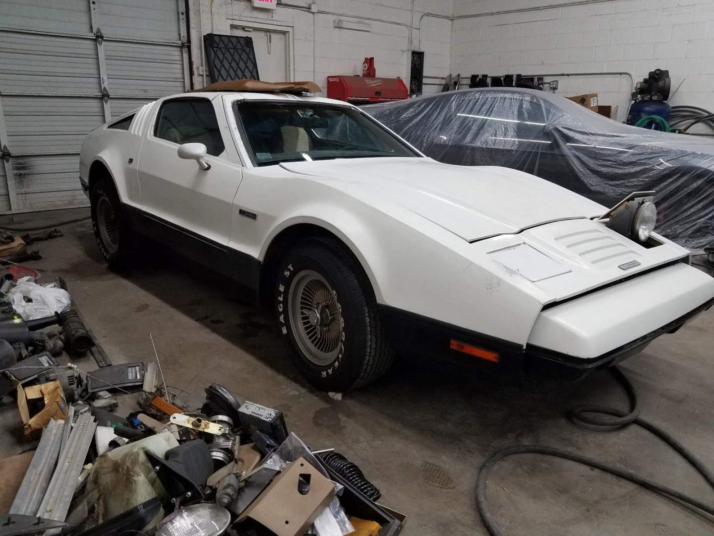 Bricklin SV1 - MBB Collection
