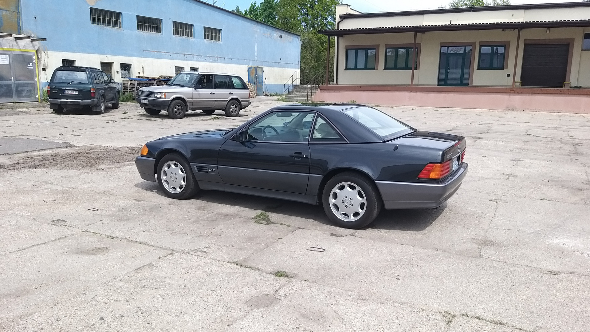1994 Mercedes 600SL, 398HP, 65k mil - MBB Collection