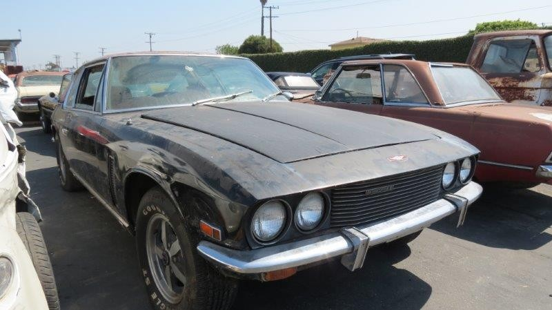 Jensen Interceptor mk3 1971 - MBB Collection