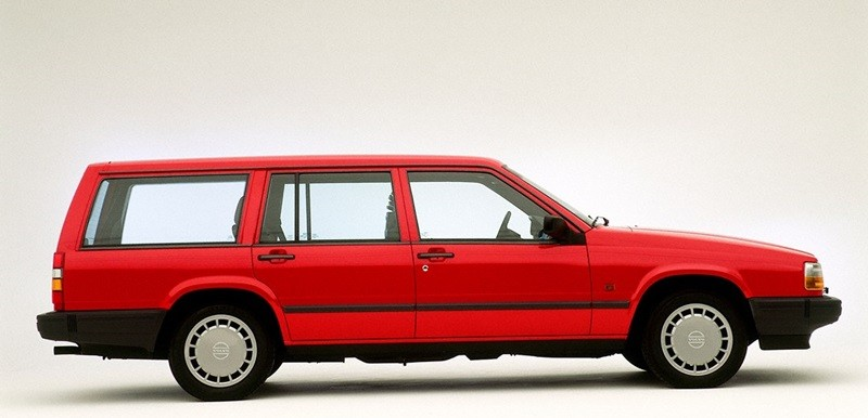 Volvo 740tic 1989 - MBB Collection