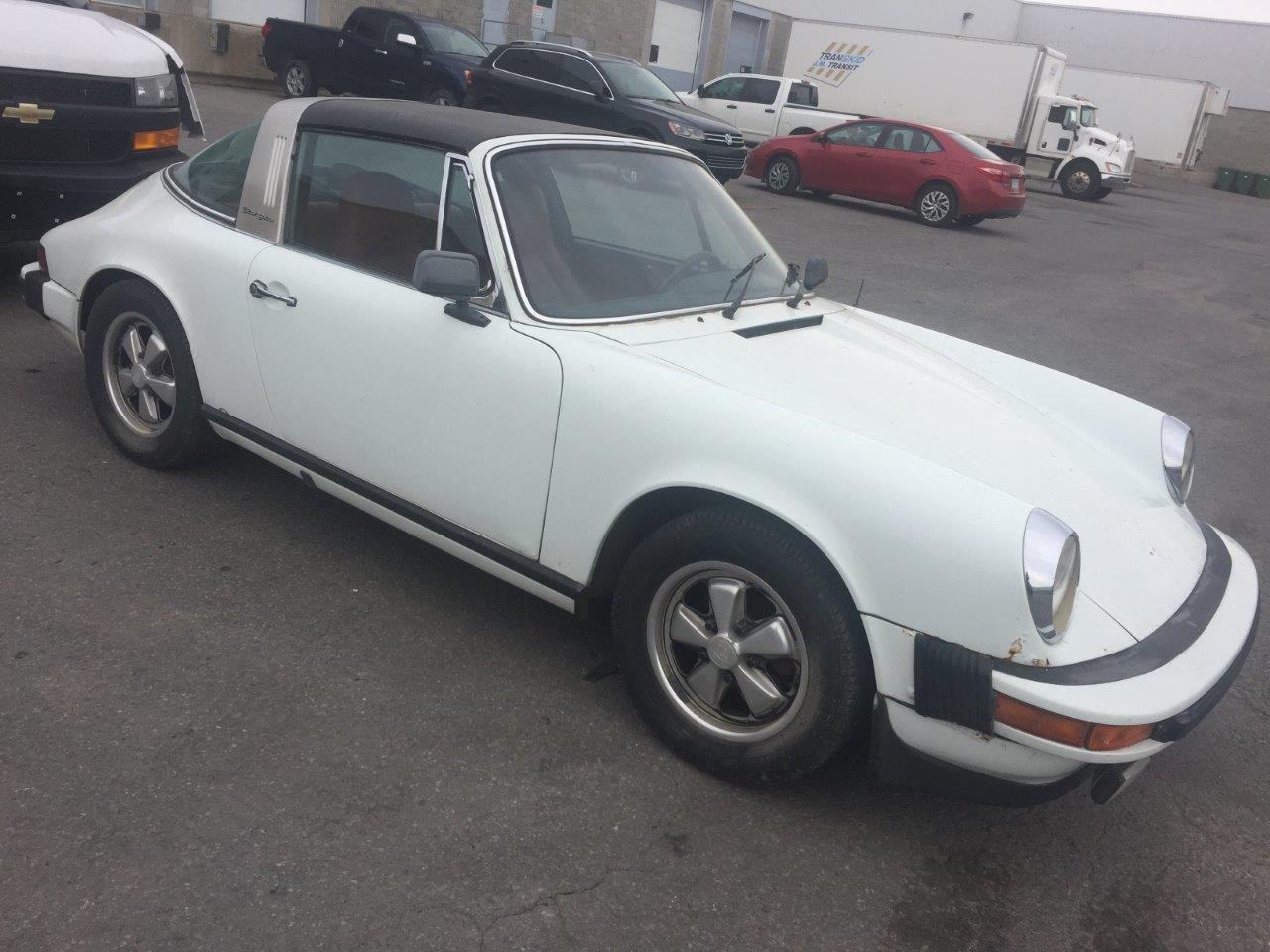 Porsche 911 1974 Targa - MBB Collection