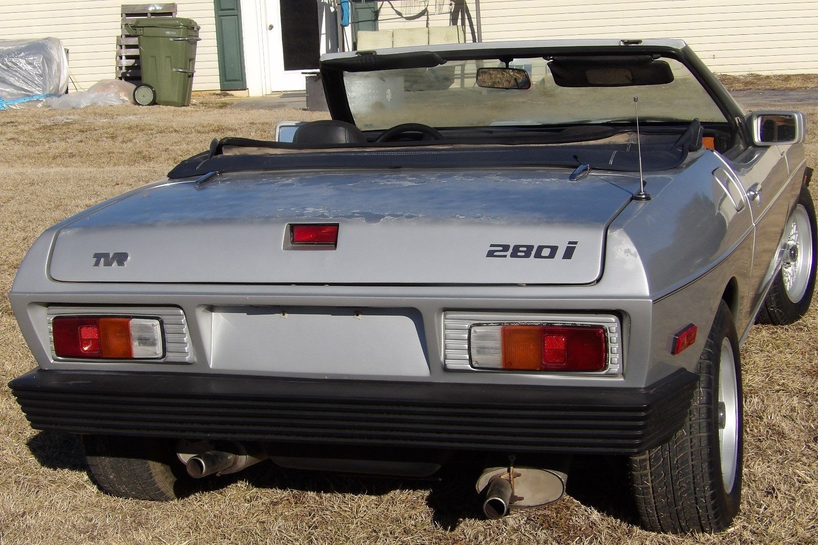 TVR 280i 1985 Convertible - MBB Collection