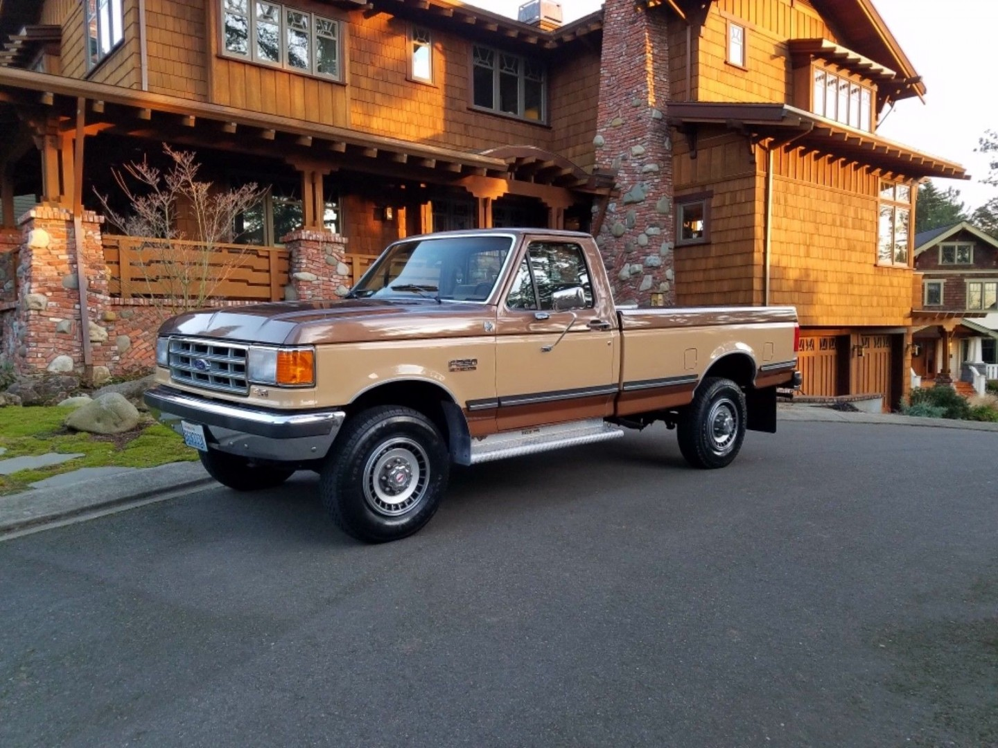 1987 Ford F250 >> Ford F250 1987 4x4 Like New Mbb Collection Vintage Cars