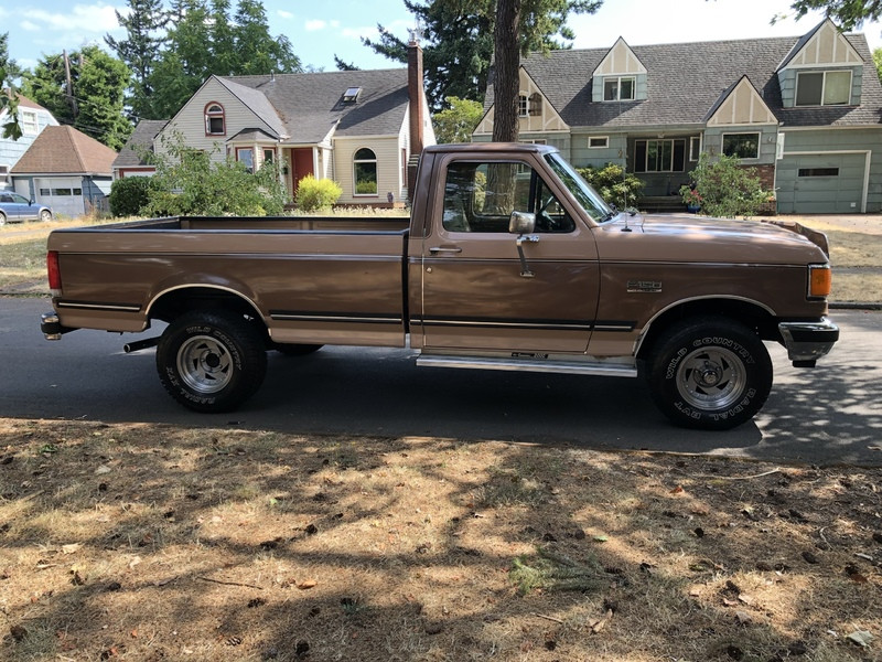 Ford F150 4x4 1988 - MBB Collection