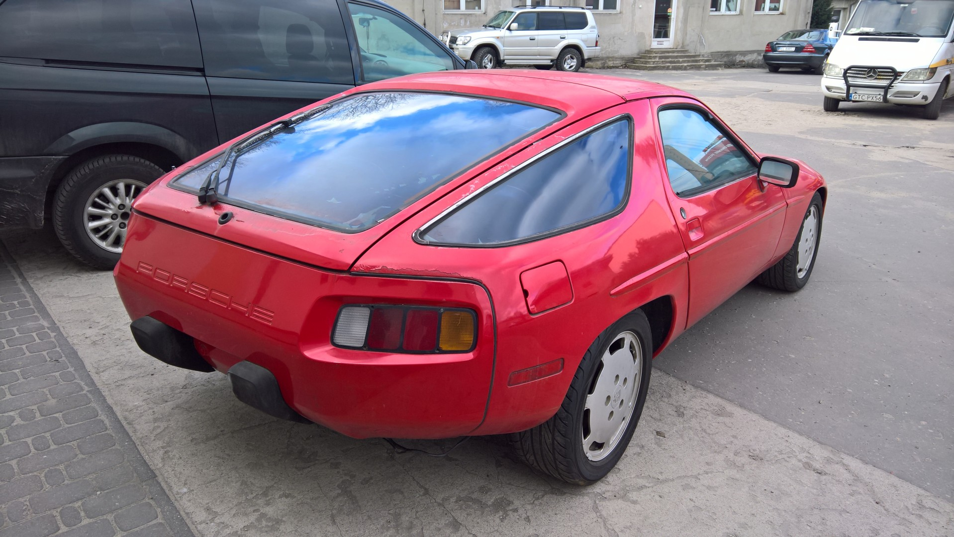 Porsche 928 1982 - MBB Collection