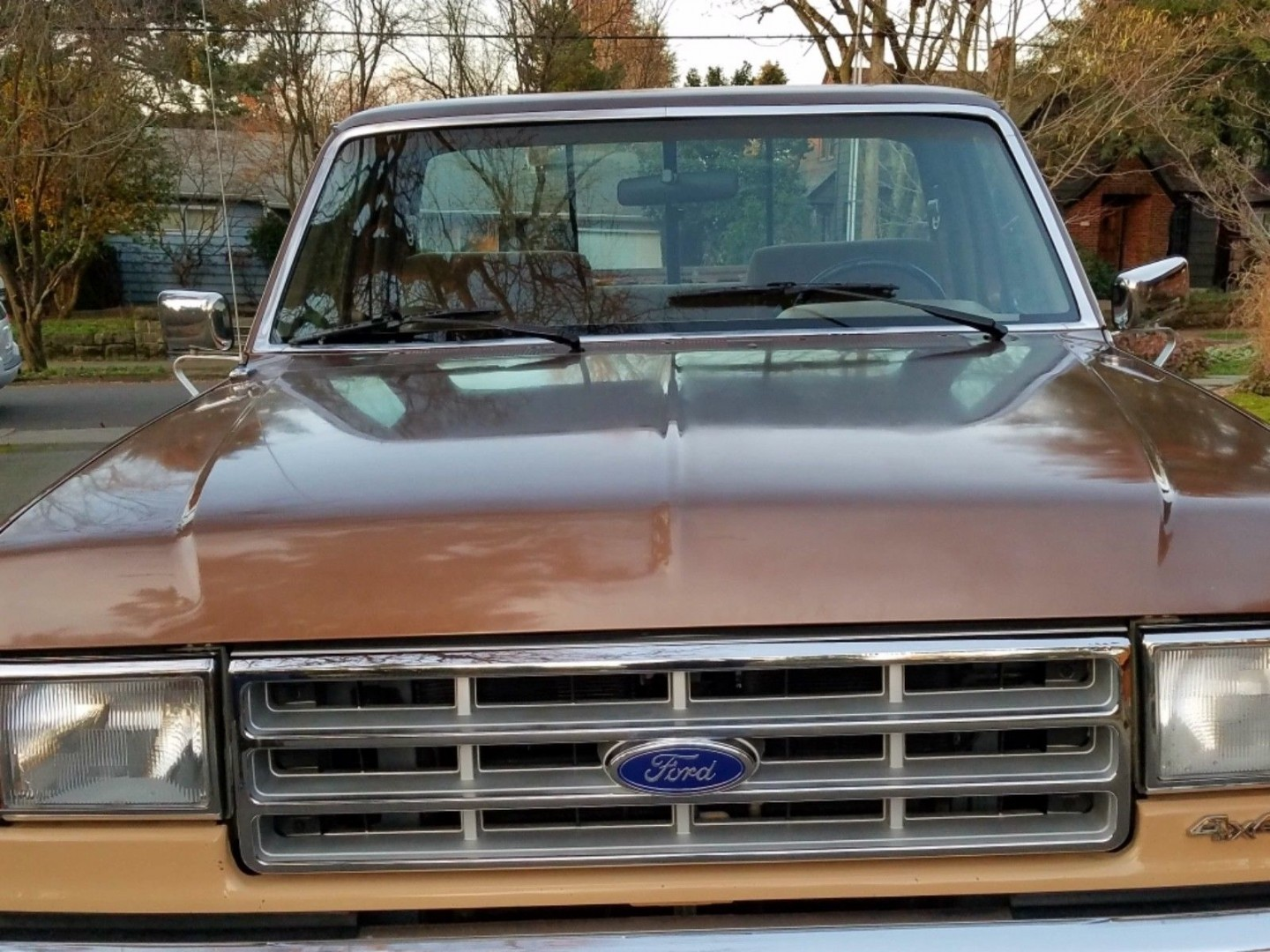 Ford F250 1987 4x4 LIKE NEW ! - MBB Collection