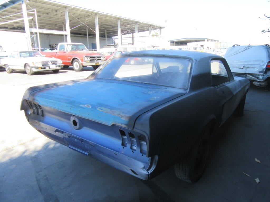Ford Mustang 1967 S code Big Block 390 - MBB Collection