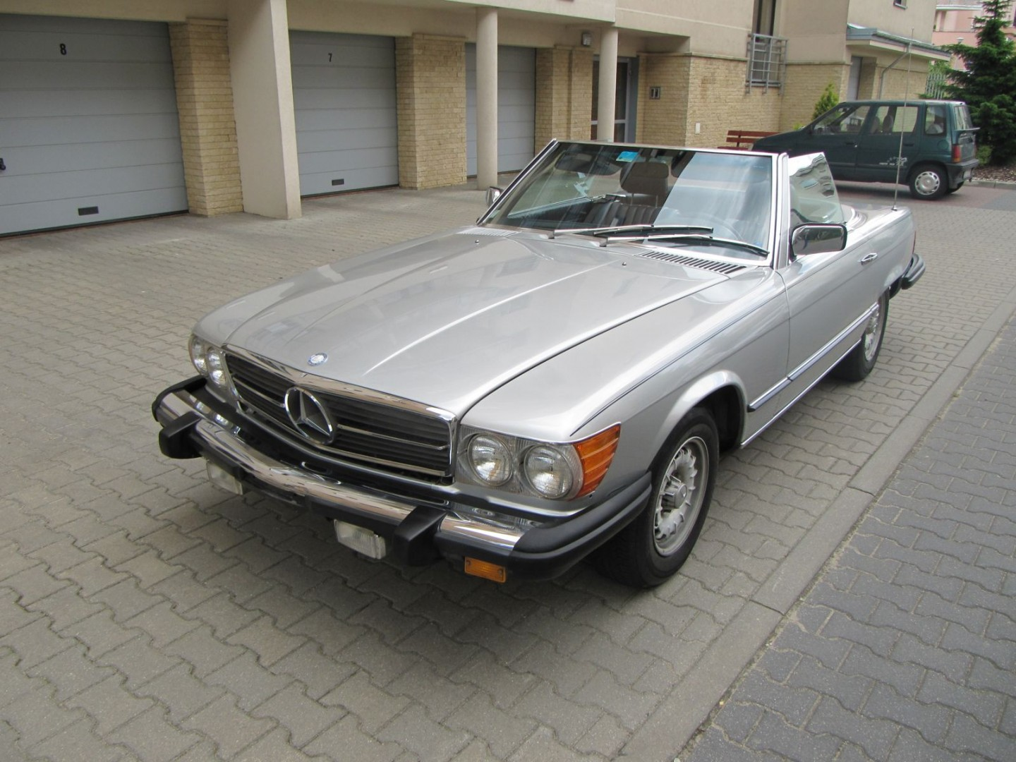 Mercedes 380SL 1983 - MBB Collection