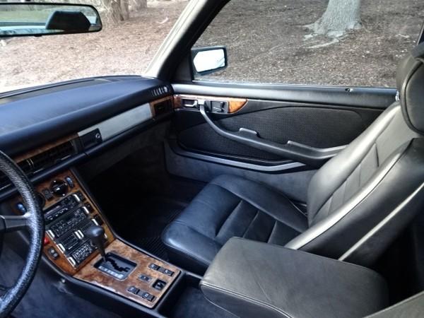 1983 Mercedes-Benz 500 SEC, ONE OWNER, Euro ver  - MBB